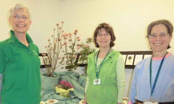 some of our volunteers
