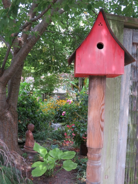 Waldrip bird house